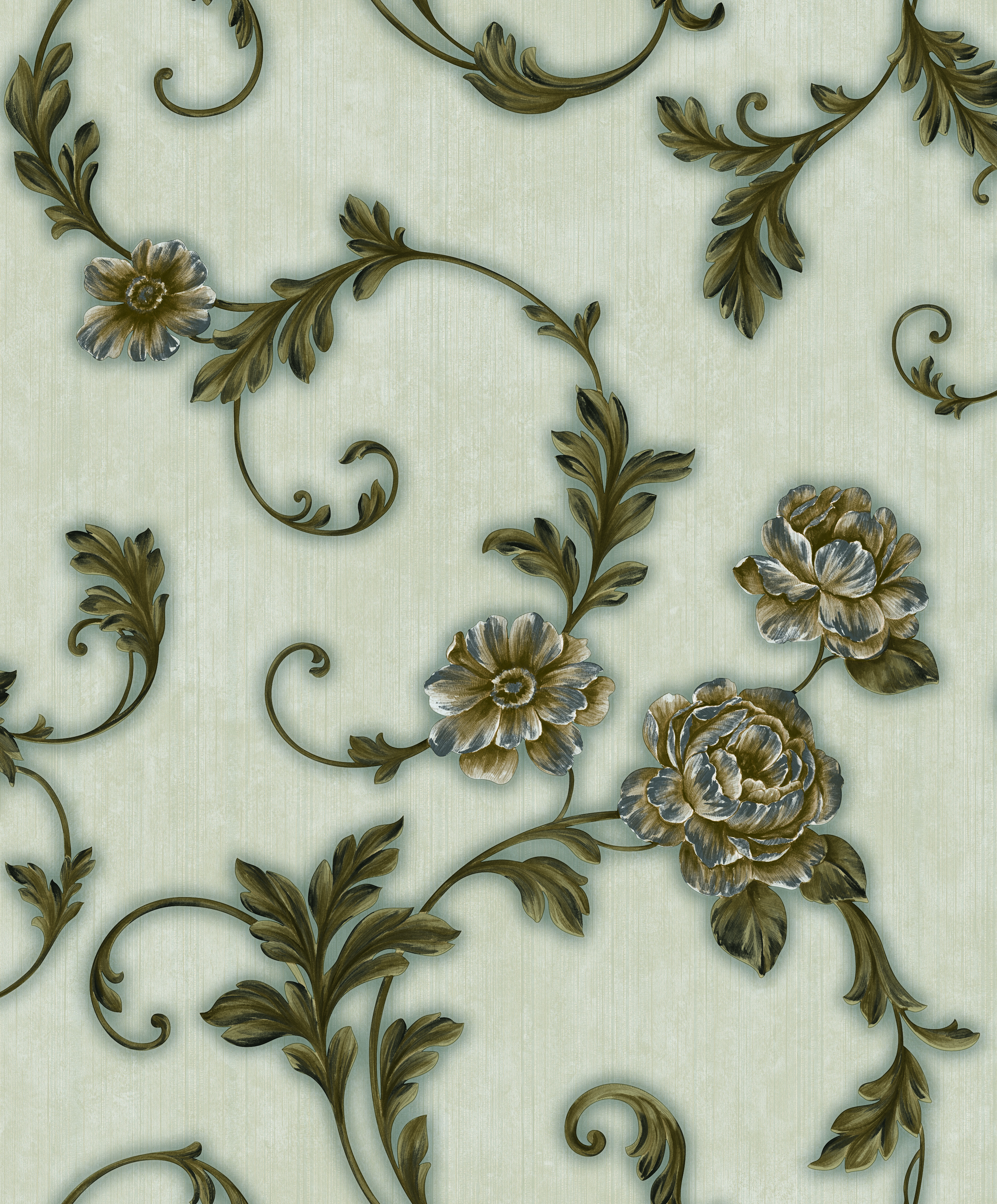 Country Style Wall Covering